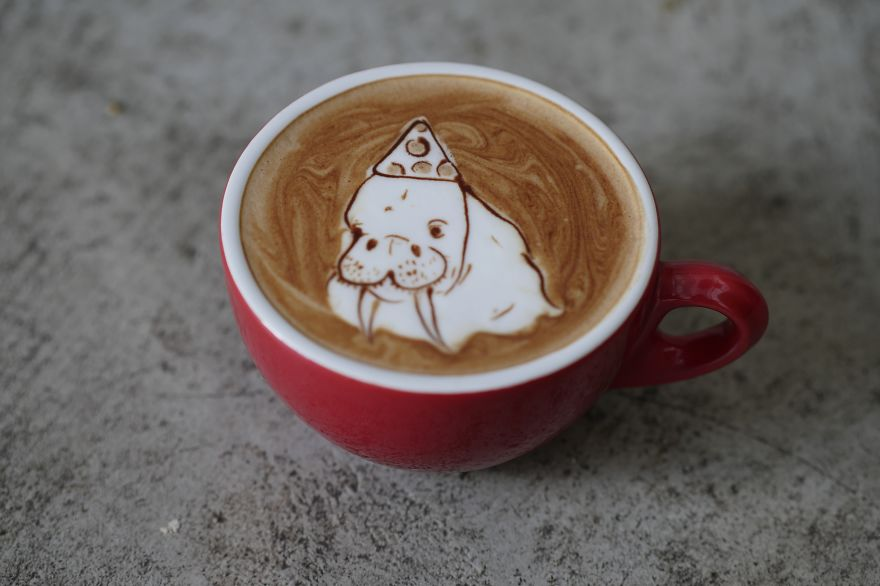 cafe dibujos 17