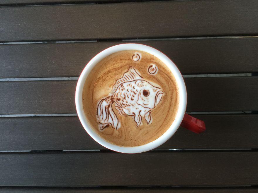 cafe dibujos 2