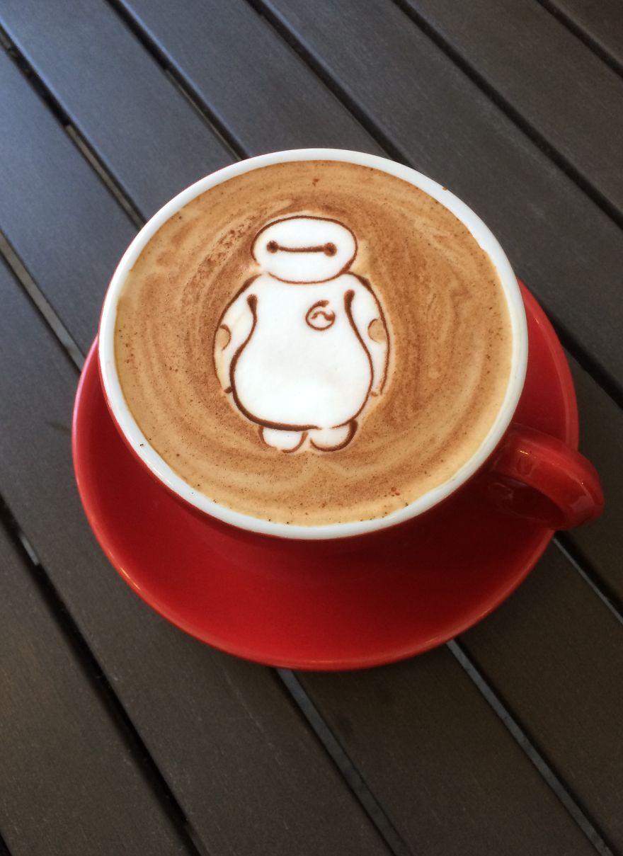 cafe dibujos 3