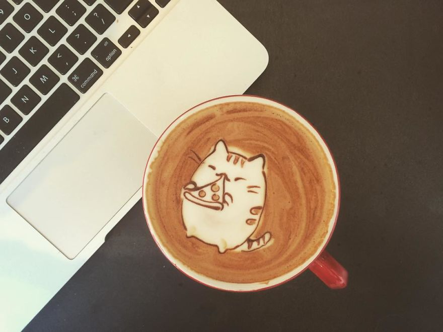 cafe dibujos 5