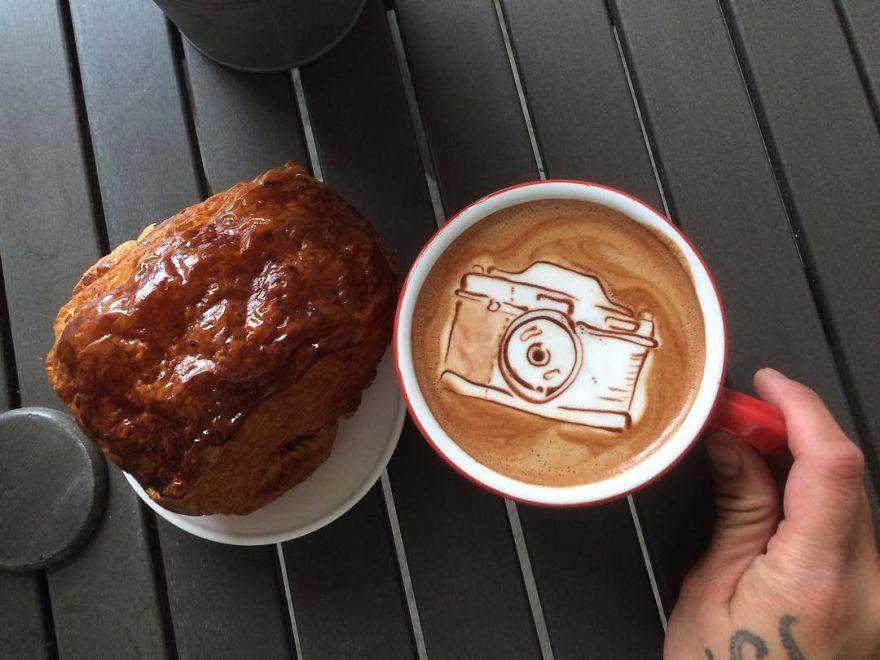 cafe dibujos 8
