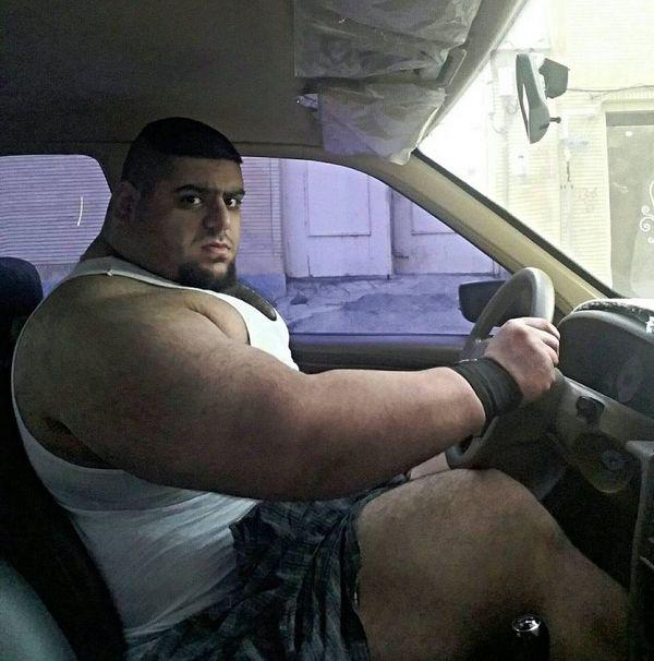 conductor fuerte