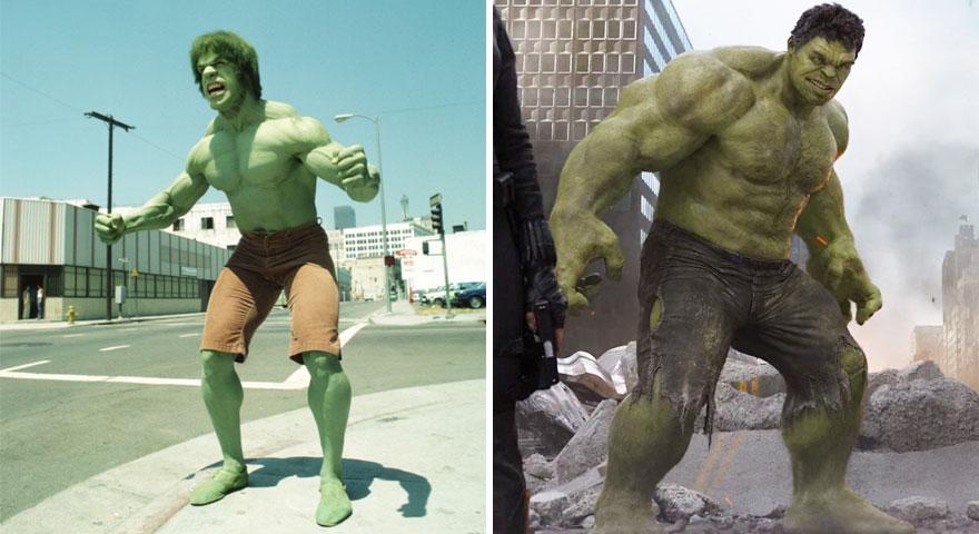 evolucion superheroes 1