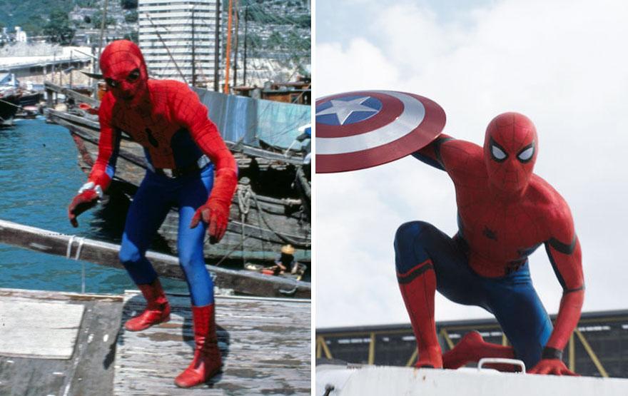 evolucion superheroes 2