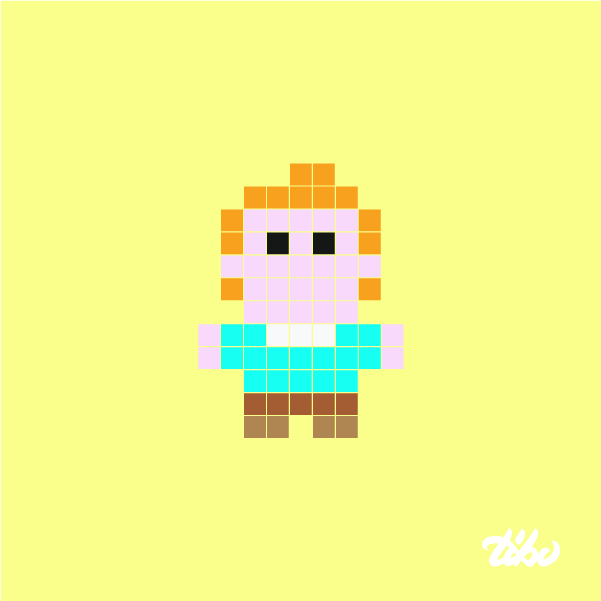 mini heroes pixelados 15