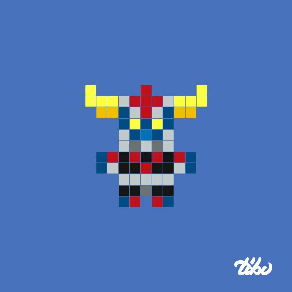 mini heroes pixelados 17