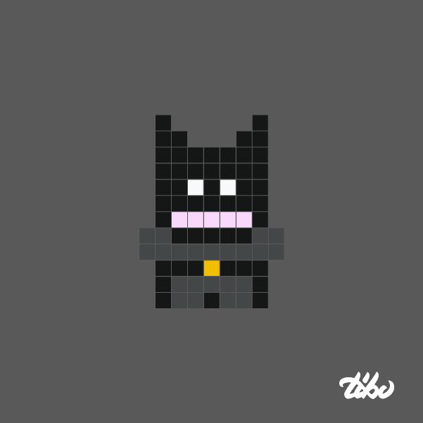 mini heroes pixelados 22