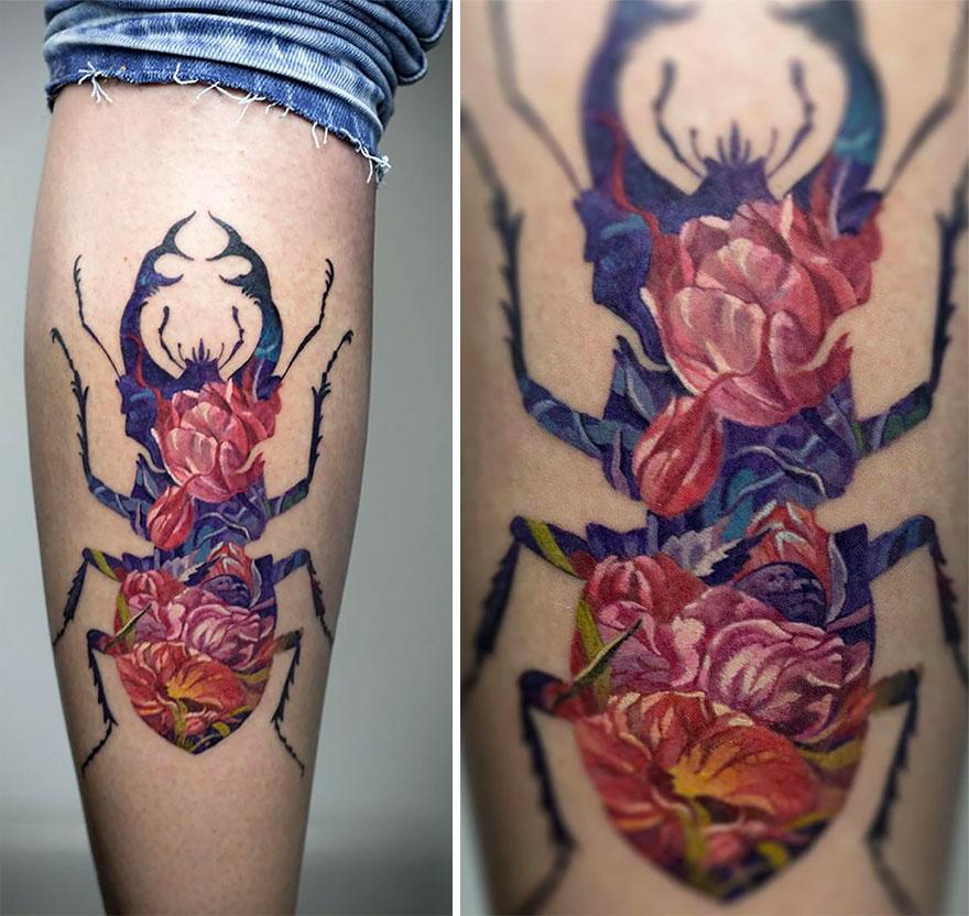 tatuajes doble exposicion 4