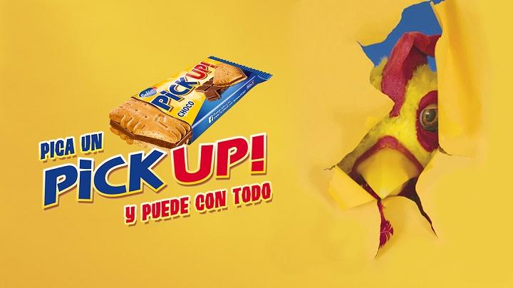 PiCK UP y puede con todo