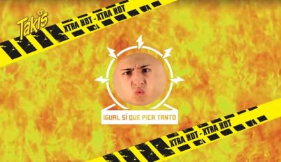Takis Xtra Hot