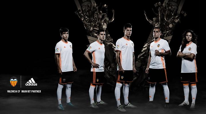 camiseta Valencia 2016-2017