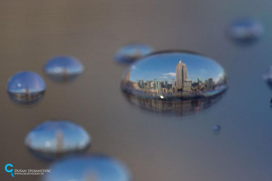 ciudades gotas de agua 6