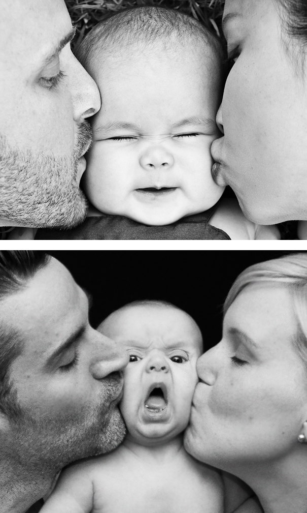 expectativa vs realidad fotos bebes 1