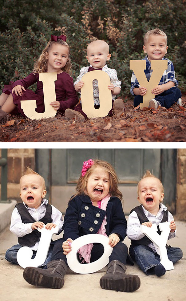 expectativa vs realidad fotos bebes 2