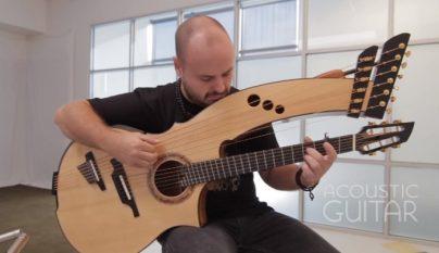 guitarra arpa