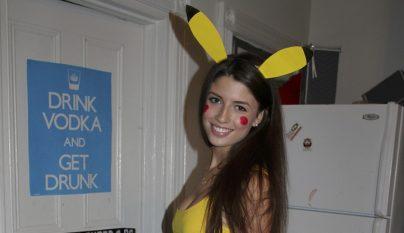 la Pikachu mas sexy
