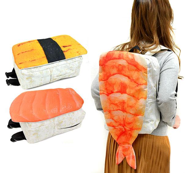 430ca5657 Mochila para los amantes del sushi - Donvago.com