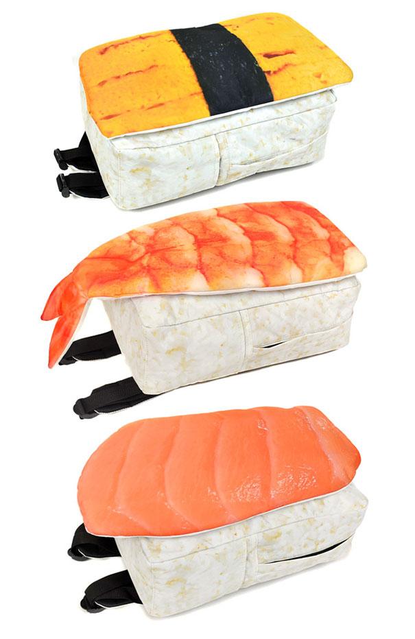 Mochila para los amantes del sushi 2f016d4b9f2c9
