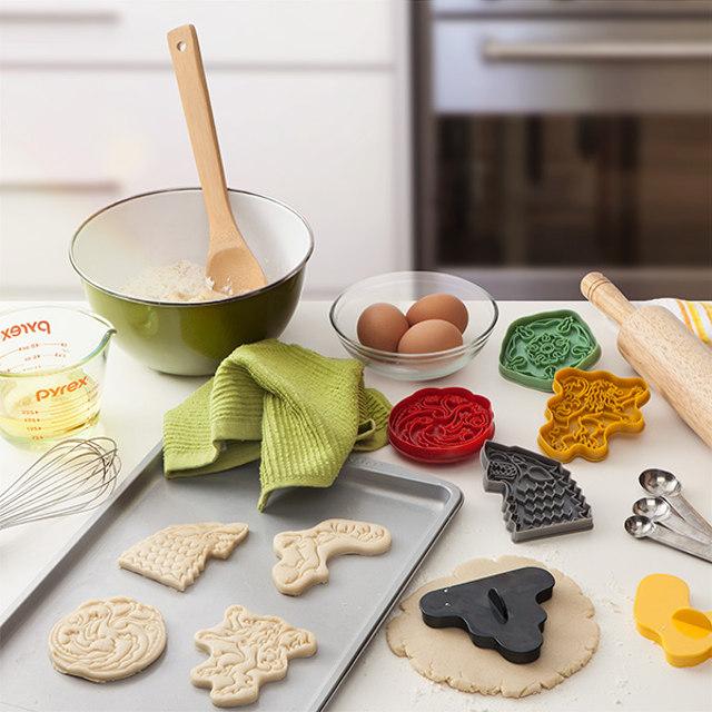 moldes galletas Juego de Tronos 2