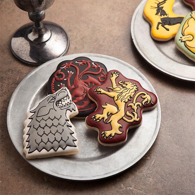 moldes galletas Juego de Tronos 3