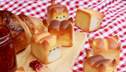 pan con forma de gato rechoncho 10