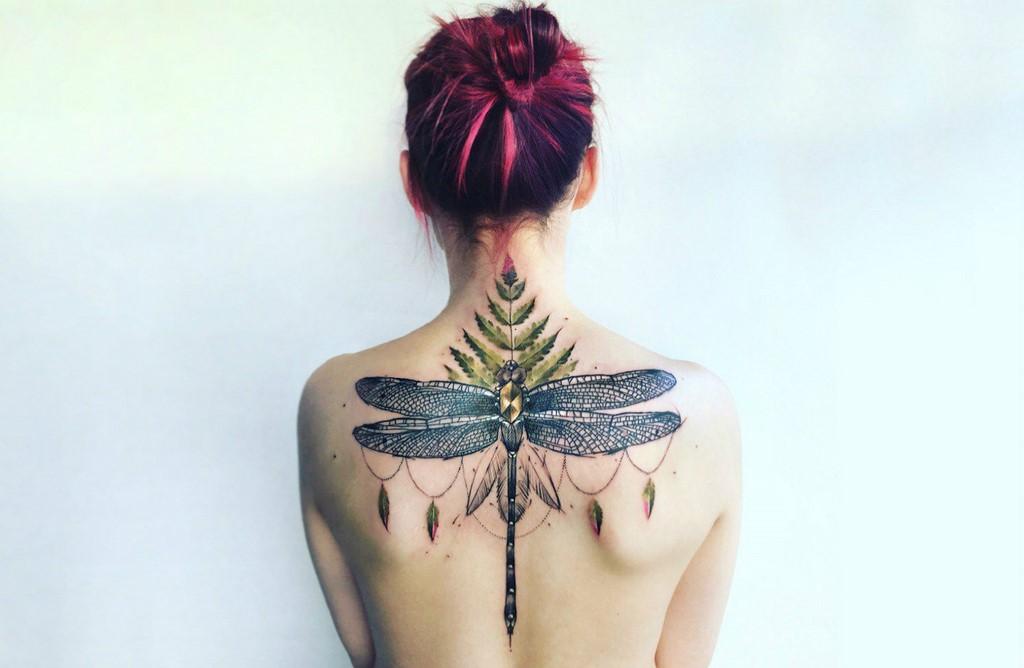 tatuajes amantes naturaleza 2