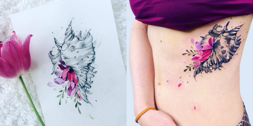 tatuajes amantes naturaleza 3