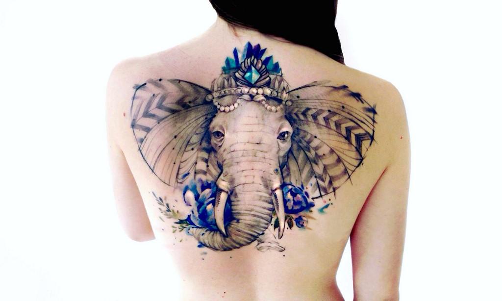 tatuajes amantes naturaleza 4