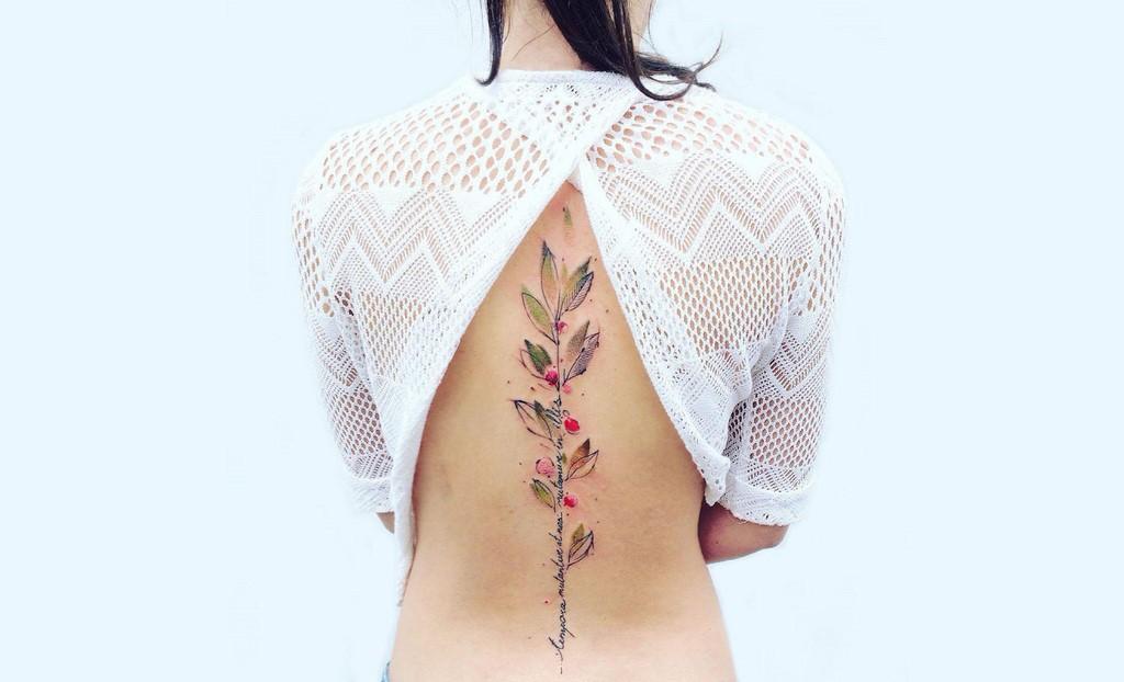 tatuajes amantes naturaleza 8