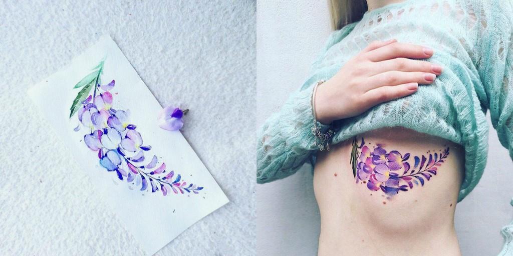 tatuajes amantes naturaleza 9