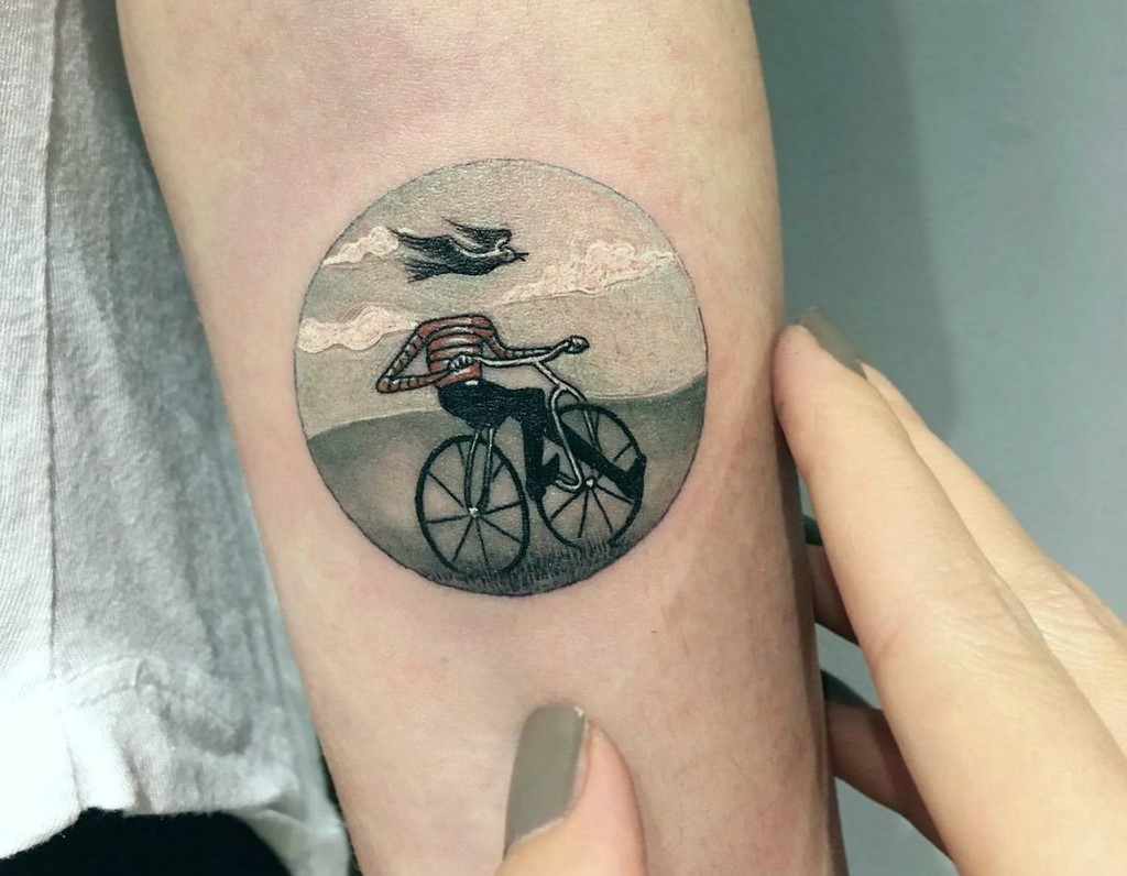 tatuajes en miniatura 1
