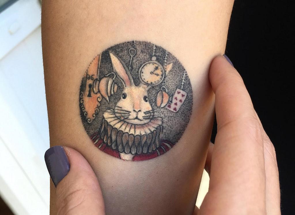 tatuajes en miniatura 2