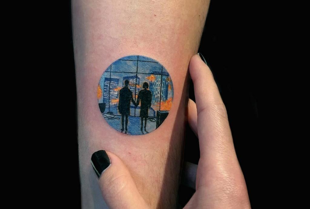 tatuajes en miniatura 3