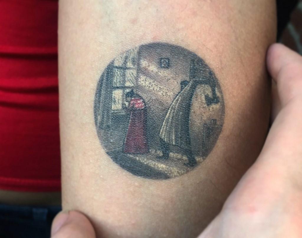 tatuajes en miniatura 6