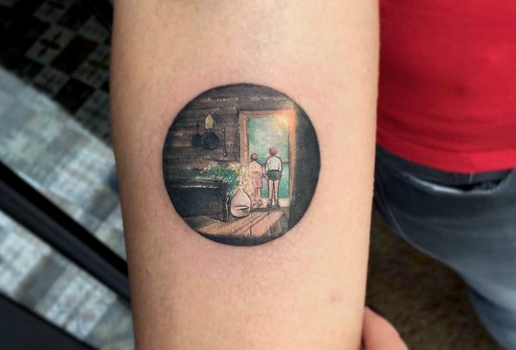 tatuajes en miniatura 8