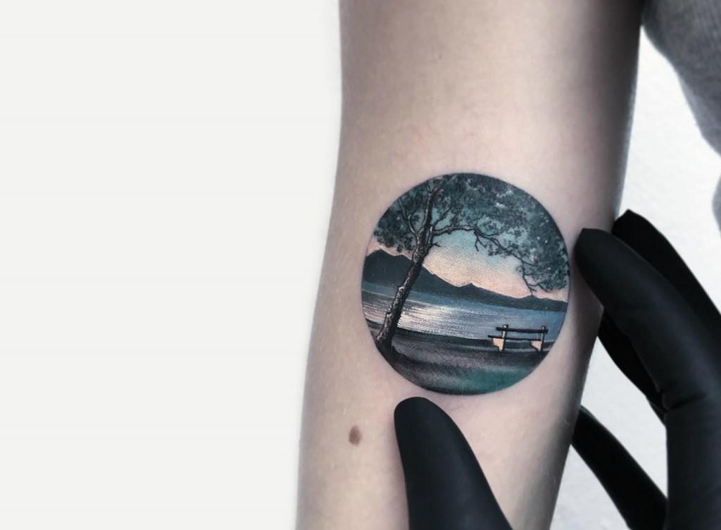 tatuajes en miniatura 9