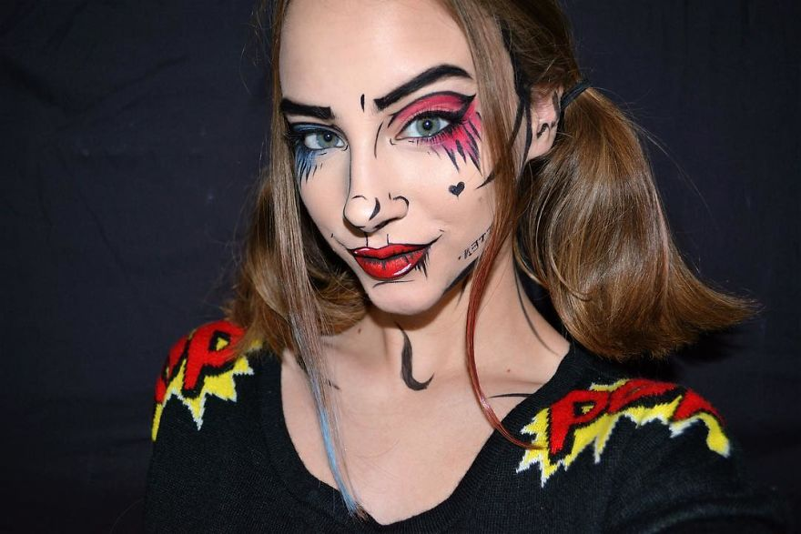 Kate Werner maquillaje 6