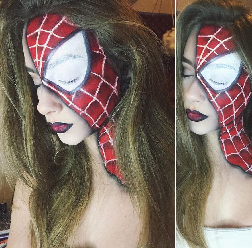 Kate Werner maquillaje 9