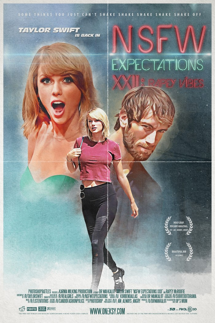 Photoshop Taylor Swift miron 5