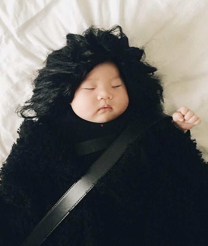 bebe disfrazado 13