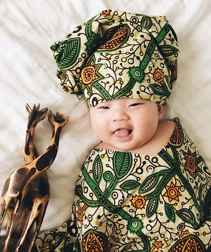 bebe disfrazado 15