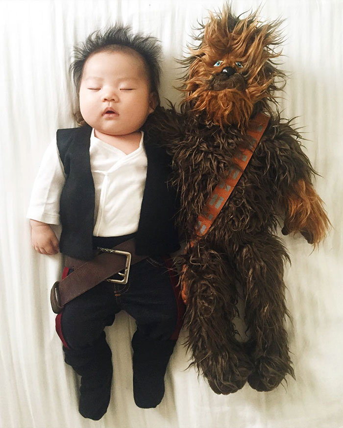 bebe disfrazado 4