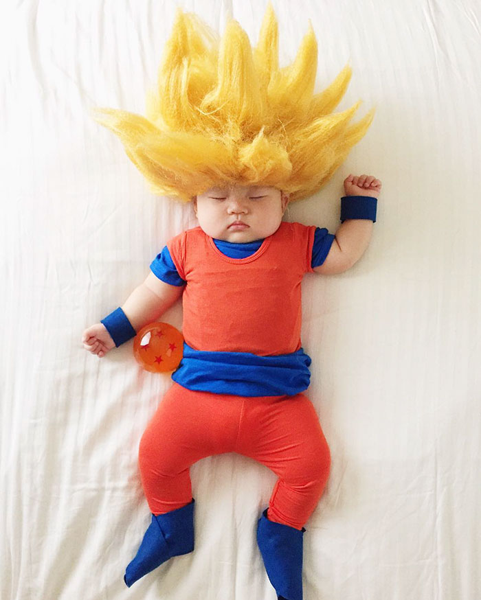 bebe disfrazado 9