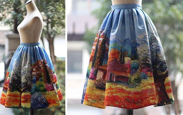faldas artisticas 10