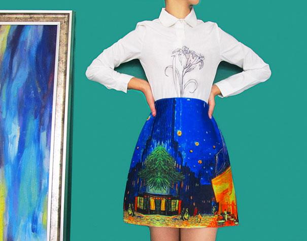 faldas artisticas 11