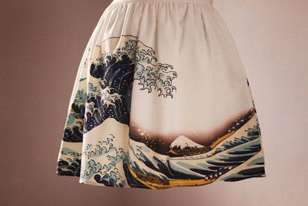 9693733566 Faldas y vestidos artísticos - Donvago.com