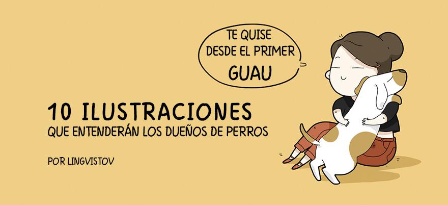 ilustraciones perros humor 1
