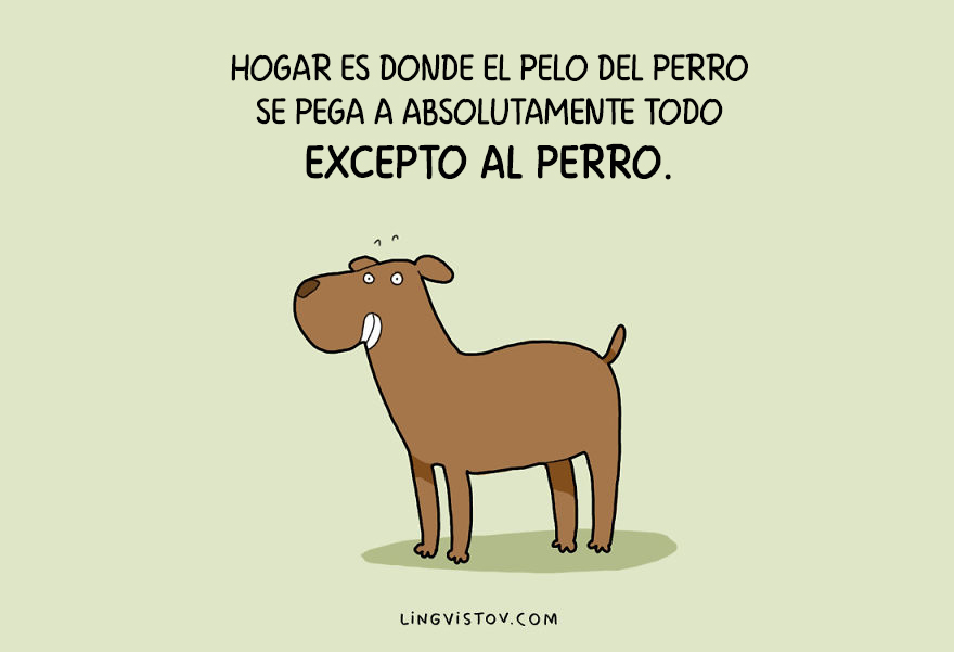 ilustraciones perros humor 3