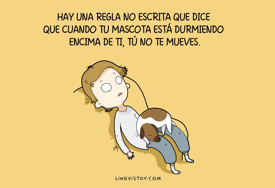 ilustraciones perros humor 4