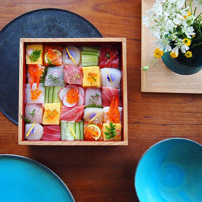 mosaicos sushi 1